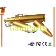 100% полную мощность пуля форма USB-накопитель металлического материала МТ-U652