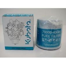 Подробные сведения о (4) Новое Kubota топливные фильтры 15221-43080, 70000-43080, 70000-43081, 15221-43080- без перевода
